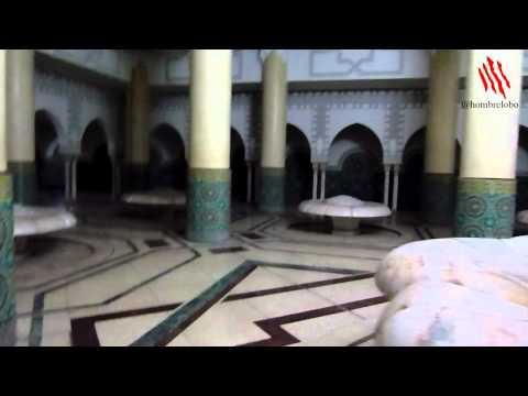Los baños en la Mezquita de Hassan II [#cruceroXYO e40]