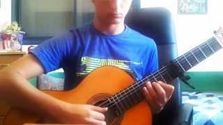 The Cinematic Orchestra-Arrival Of the Birds(Fingerstyle)