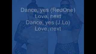 Jennifer Lopez - Dance Again lyric video HD