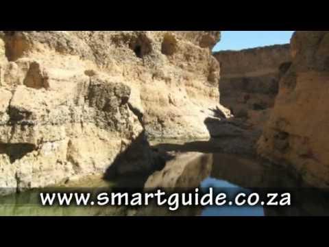 Sesriem Canyon – Namibia
