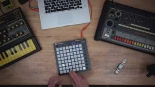 Novation // Launchpad feat. Buddy Peace
