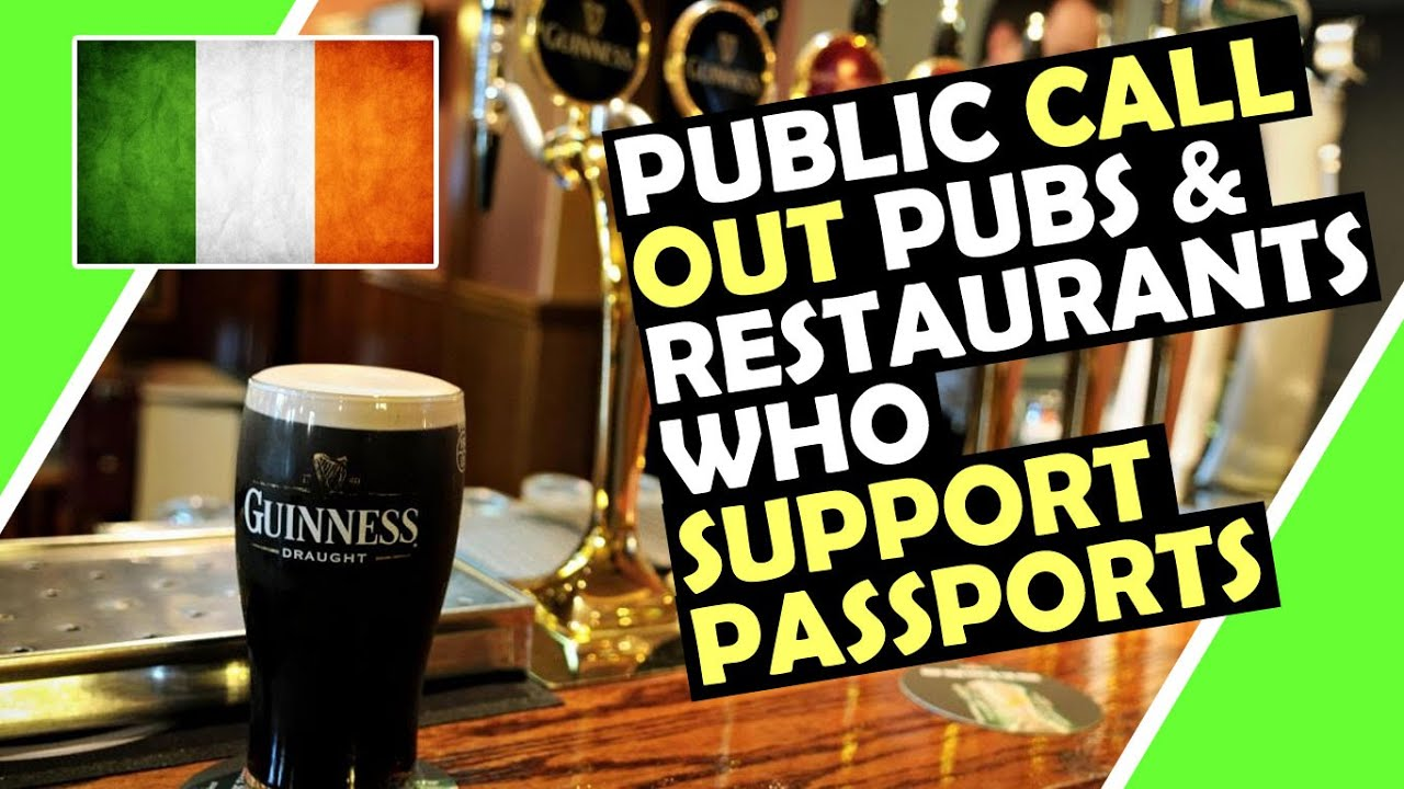 IRELAND Restaurants and Pubs Under ATTACK / Hugo Talks