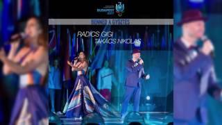 Radics Gigi & Takács Nikolas - Benned a győztes (FINA 2017 Opening Ceremony)