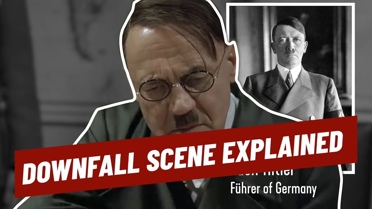 That Downfall Scene Explained - What Is Hitler Freaking Out About? I 16 Days In Berlin