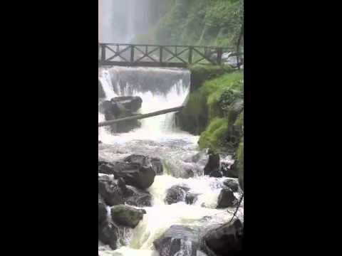 Sacred Shaman Waterfall – Ecuador