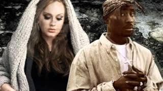 2Pac ft. Adele - Save Me -Rage Mix