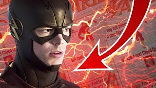 El Verdadero Origen de la serie de Flash - Flash Pilot Episode - Flash Temporada 4