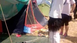 GMM camping-weird stuf