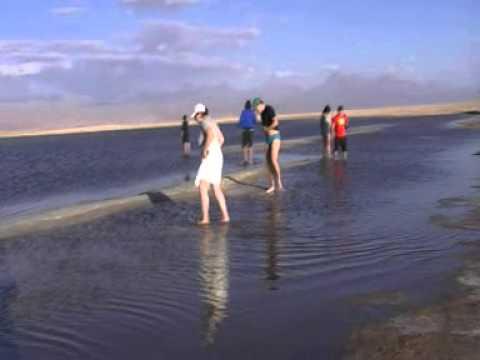 Viaje por Sudamerica di Giacomo Sanesi. San Pedro de Atacama (CIL). 01430 – laguna tebinquiche