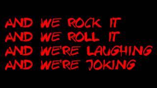 AC/DC - Rock the blues away Lyrics (HD)