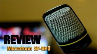 Review Microfono SF 920  - DanpezPlay