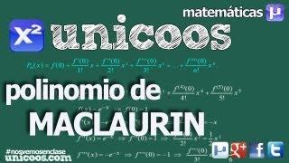 Imagen en miniatura para Polinomio de McLaurin de una función exponencial