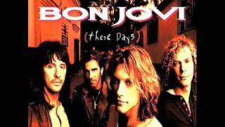 Bon Jovi - This Ain't A Love Song [Acoustic Demo]