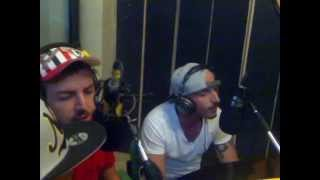 "'Nto e Palù cantano l'inedito ""Stirpe Nova"" live @Radio Kolbe 2 Good Life"
