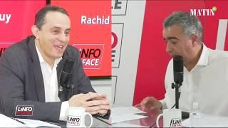 L'Info en Face avec Walid Amri