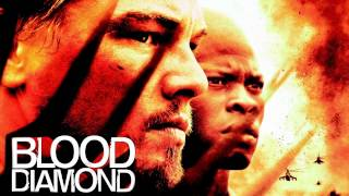 Blood Diamond (2006) Thought I'd Never Call (Soundtrack OST)