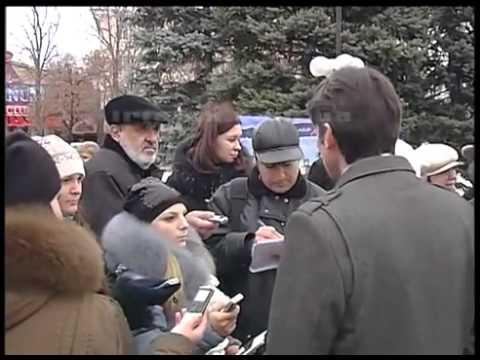 В Луганску стартували дні Львова