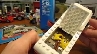 Lego City Set 60057 Camper Van Review!!!