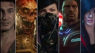 Glitter & Gold: 2016 Video Game Mashup