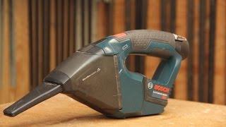 Bosch VAC120 Cordless 12-Volt Vacuum