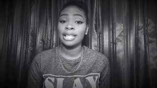 Sam Smith-Too Good At Goodbyes (Cover by Shavon)