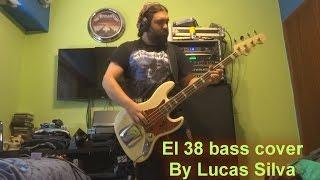 Divididos - El 38 (Bass Cover)