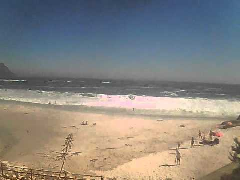 Timelapse Video – Glen Beach – 14/04/2011
