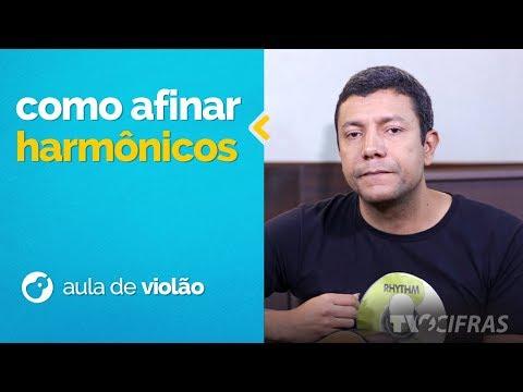DICAS DE AFINAÇÃO - HARMÔNICOS
