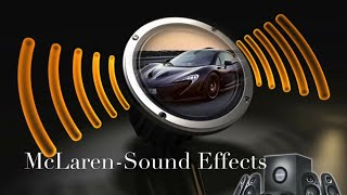 McLaren-Sound Effects