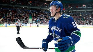 NHL: Rookie Hat Tricks