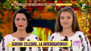 Raluca Burcea și Theo Rose destăinuiri