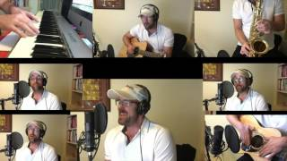 The Lion Sleeps Tonight (cover) steve knill