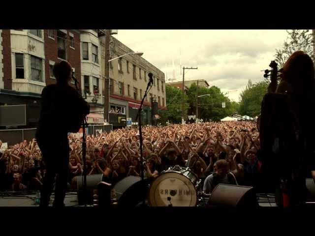 "Video ""Stubborn Love"" del tour de The Lumineers"