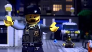Lego City Elite Politie - 60007 Snelle Achtervolging & 60008 Museum Inbraak
