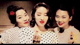 "바버렛츠 The Barberettes - ""Be My Baby""(Cover of The Ronettes)"