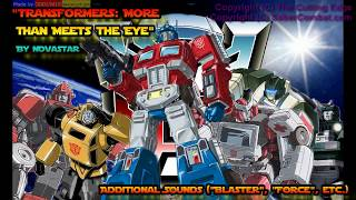 "Transformers - ""The Touch"" Version - Sound Fonts by NOVASTAR"