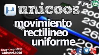 Imagen en miniatura para Movimiento rectilíneo uniforme 01