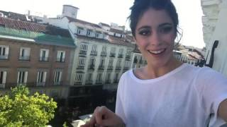 Tini invitada especial para los Shows de The Vamps #Brasil y #Argentina