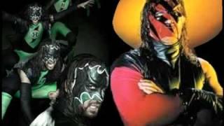Kane & The Hurricane Theme Song