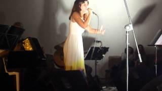Sara Gonçalves em Quinteto - Marcha de Alfama