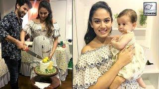 Mira Rajput's Baby Shower Celebration   Janhavi Kapoor   Ishaan Khatter   LehrenTV