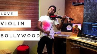 Tum Hi Ho|Aashiqui 2- Abhijith P S Nair-Hindi violin Cover-Bollywood Best