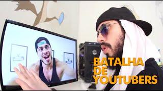 CHAMADA BATALHA DE YOUTUBER - LÉO STRONDA vs. MUSSOUMANO