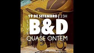 Mercy (Cover) -  Bruninho e Davi - Live Quase Ontem