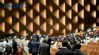 Vidéo: Installation Du Hcct : L'arrivée du président Macky Sall