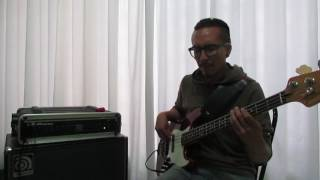 Pearl Jam - Betterman Bass Cover - Isra B.D.A.