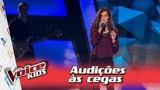 Giovanna Khair canta 'Bohemian Rhapsody' na Audição – 'The Voice Kids Brasil' | 3ª Temporada