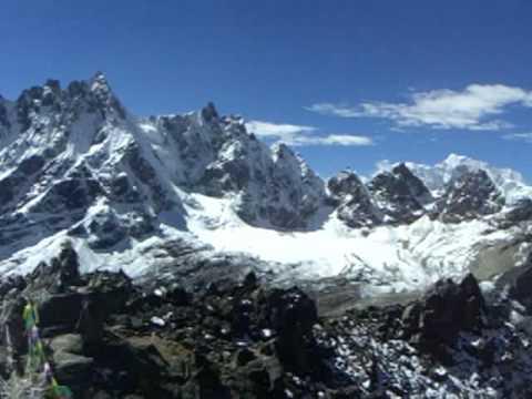 Gokyo Ri Panorama Trekking Nepal.avi