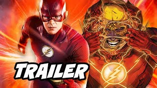 The Flash Season 5 Trailer 2 - Official New Suit and New Reverse Flash width=