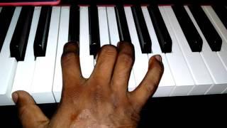 Cumbia Del Sol Los Caminates en teclado (Corejido)